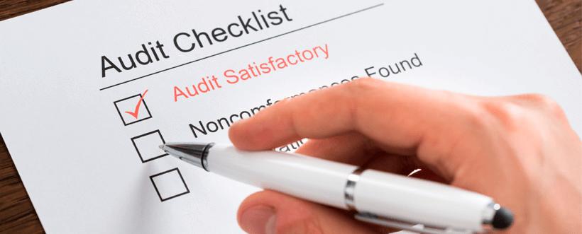 check-list ISO 27001