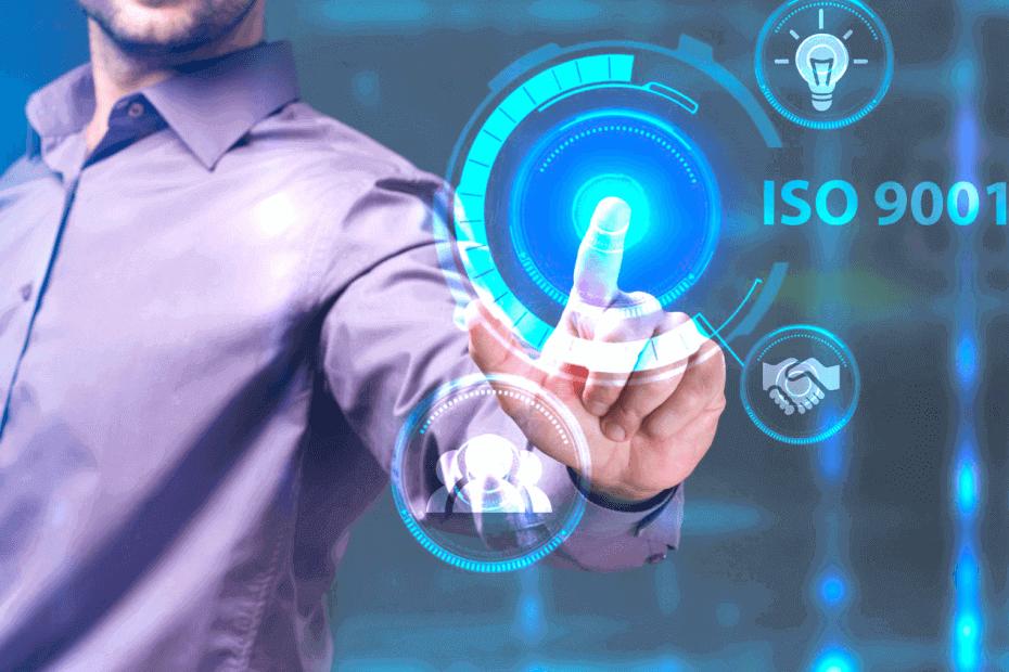 Desarrollo de un certificado ISO 9001